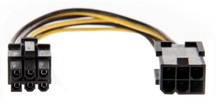Akyga Adapter PCIe / PCIe 0.4m