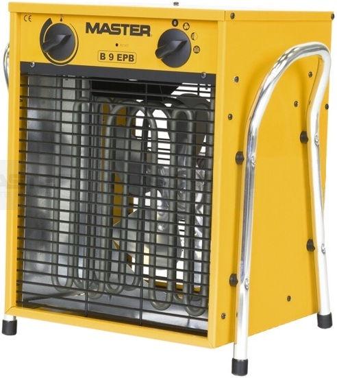 Электрический нагреватель Master B 9 EPB, 9 кВт