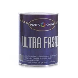 Krāsa fasādēm Pentacolor Ultra Fasad, 1 l, balta