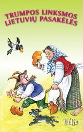 Knyga Trumpos linksmos lietuvių pasakėlės