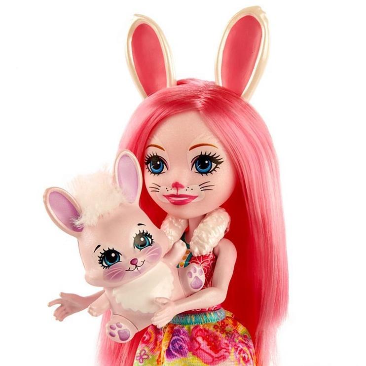 Кукла Mattel Enchantimals Tasty Tea Party GLD41