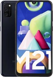 Mobilusis telefonas Samsung Galaxy M21 Black, 64 GB