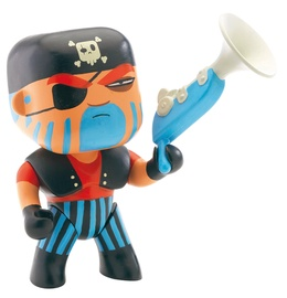 Djeco Arty Toy Pirate Jack Skull DJ06801