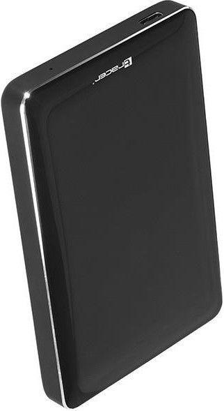 """Tracer 725 2.5"""" SATA USB Type-C Enclosure Matt Black"""