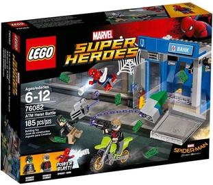 Конструктор LEGO Super Heroes ATM Heist Battle 76082 76082, 185 шт.