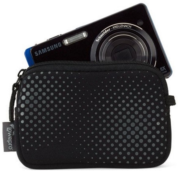LowePro Melbourne 10 Digital Photo Camera Pouch Black