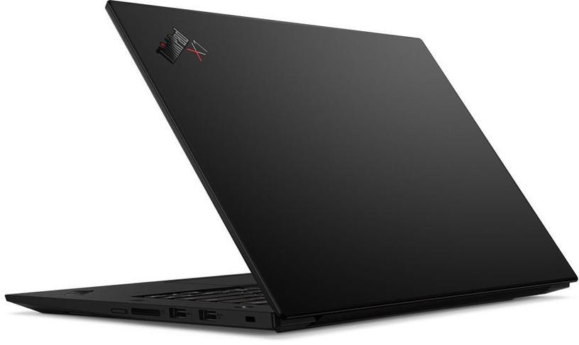 Ноутбук Lenovo ThinkPad X1 Extreme Gen3 20TK002EMH PL, Intel® Core™ i7-10750H, 16 GB, 512 GB, 15.6 ″