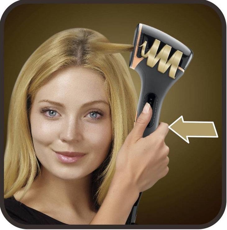 Plaukų formavimo žnyplės Rowenta So Curls CF3710F0