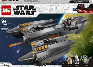 Конструктор LEGO®Star Wars Звёздный истребитель генерала Гривуса 75286