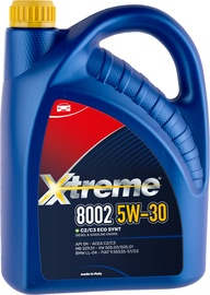 Mootoriõli Xtreme 5W - 30, sünteetiline, sõiduautole, 4 l