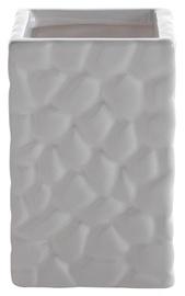 Zobu birstes turētājs Gedy Martina 4798 42 7,3x7,3x10,9cm, balts