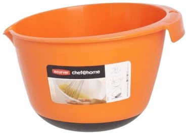 Curver Mixing Bowl Chef@Home 1,8L Orange