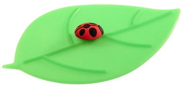 Lurch Ladybug Silicone Lid for Glass