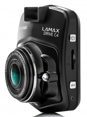 Vaizdo registratorius Lamax Drive C4