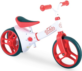 Yvolution Balance Bike YVelo Twista Red 100611