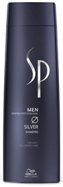Wella SP Men Silver Shampoo 250ml