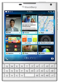 BlackBerry Passport 32GB SQW100 Qwerty ENG/RU White