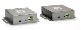 LevelOne HDMI over Cat.5 Extender Kit HVE-9005