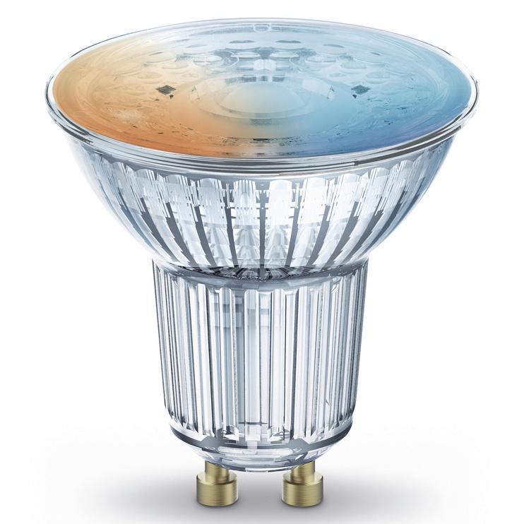Viedā spuldze Ledvance LED, GU10, PAR16, 5 W, 350 lm, 2700 - 6500 °K, daudzkrāsaina, 1 gab.