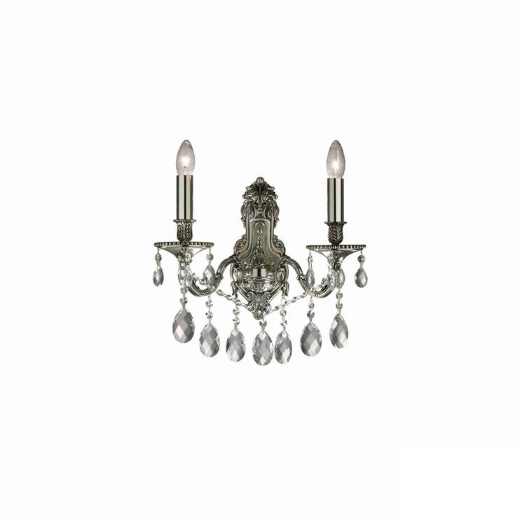 Sienas lampa Ideal Lux Gioconda AP2 2x40W E14