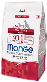 Monge Daily Line Mini Adult Rich in Chicken 7.5kg