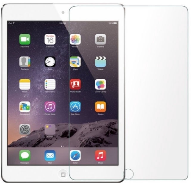 BlueStar Tempered Glass 9H Extra Shock Screen Protector For Apple iPad Pro 12.9