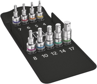 Wera Socket Sets 8740 C HF 1 9pcs
