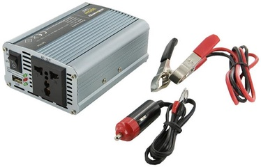Whitenergy Power Inverter 12V DC To 230V AC USB 350W