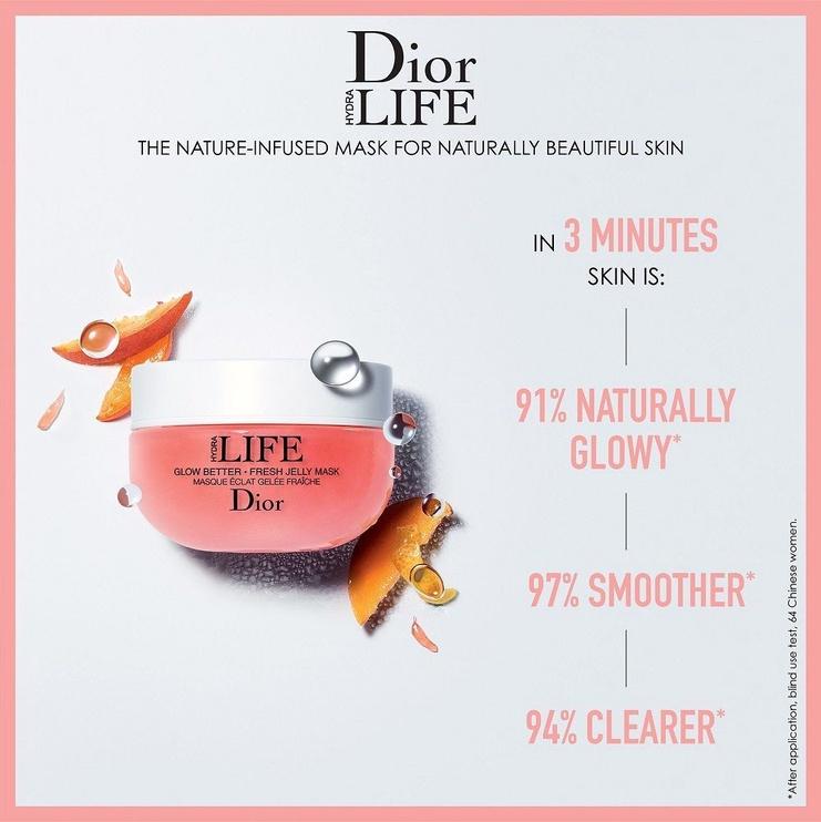 Christian Dior Hydra Life Glow Better Fresh Jelly Mask 50ml