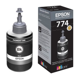 Epson Ink Bottle T7741 Black 140ml