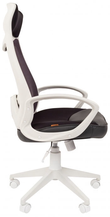 Офисный стул Chairman 840 TW11\TW-01 Black/White