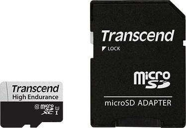 Transcend 350V microSDXC 64GB + Adapter