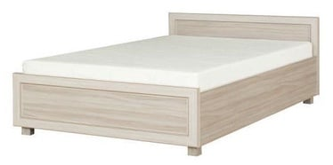 Bodzio Grenada G49 Bed w/ Mattress 120x200 Latte