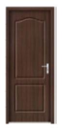Vidaus durų varčia ZU-01, tamsiojo ąžuolo, 200x60 cm