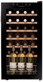 Dunavox Wine Cooler DX28.88KF Black