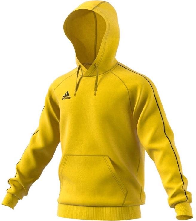 Джемпер Adidas Mens Core 18 Hoodie FS1896 Yellow M