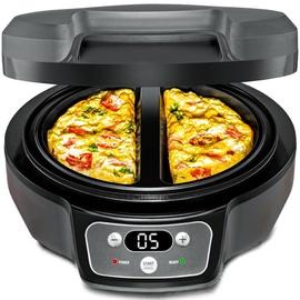 Rommelsbacher OM 950 Omelette Maker Dark Grey