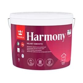 Krāsa sienām un griestiem Tikkurila Harmony A, 9 l, balta