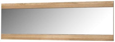 Peegel Szynaka Meble Locarno 80 Golden Oak, riputatav, 155x50 cm