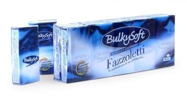 Popierinės nosinaitės BulkySoft, 4 sl., 10 pak.