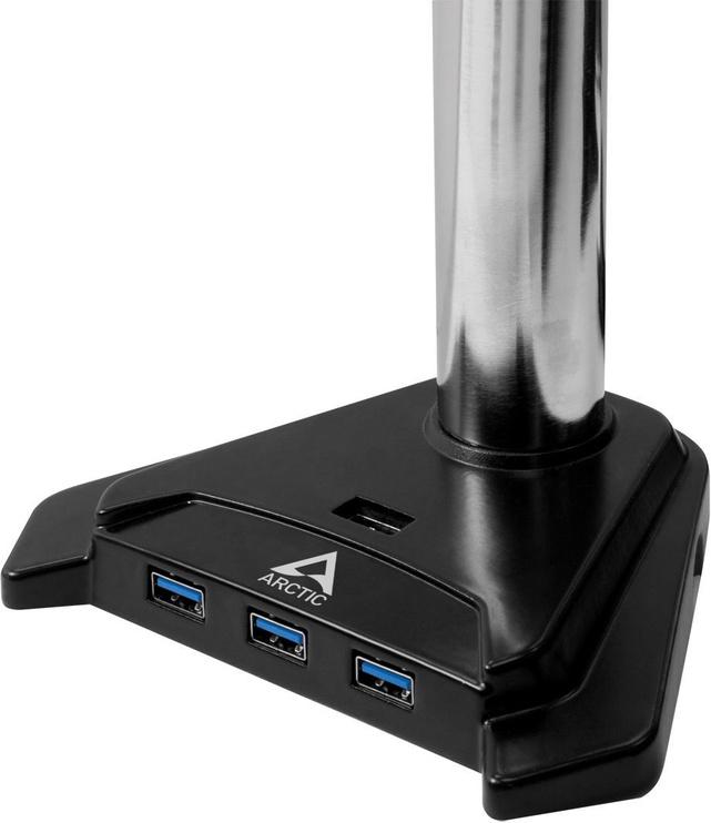 Televizoriaus laikiklis Arctic Z1 Pro Desk Mount Monitor Arm