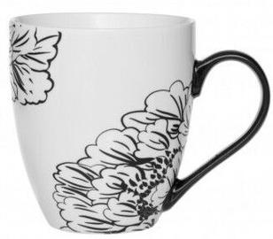 TT Black And White Mug 530ml