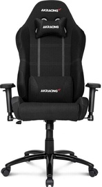 Spēļu krēsls AKRacing Core EX-SE Black