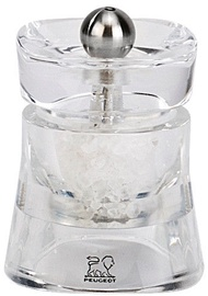 Peugeot Saveurs Baltic Acrylic Salt Mill 8cm