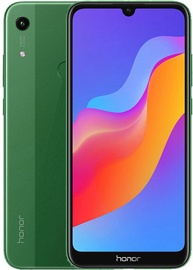 Mobilusis telefonas Huawei Honor 8A Green, 64 GB