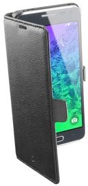 Cellular Line Essential Book Case For Samsung Galaxy Alpha Black