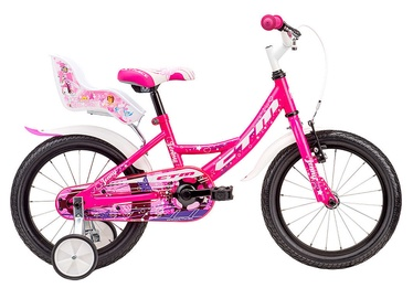 "CTM Jenny 16"" Pink 19"