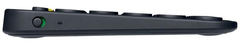 Клавиатура Logitech K380 Multi-Device Bluetooth Keyboard Dark Grey