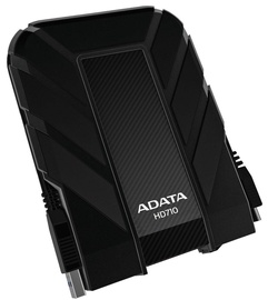 "A-Data 2.5"" DashDrive Durable HD710 2TB Black"