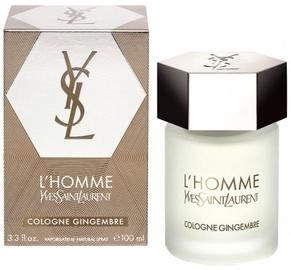 Odekolonas Yves Saint Laurent L'Homme Cologne Gingembre 100ml EDC